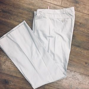 Ted Baker London light grey trousers pants 3
